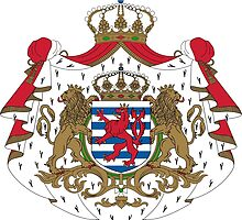 Coat of Arms of Luxembourg by abbeyz71