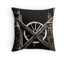 End of era Throw Pillow