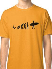 Surf evolution 3 Classic T-Shirt