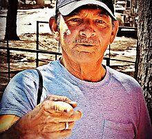 Oklahoma War Veteran by Scott Hawkins