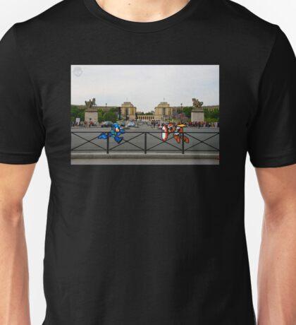 Megaman vs Protoman Unisex T-Shirt