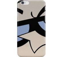 Dexter Halftone iPhone Case/Skin