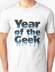 Year of the Geek (Black) T-Shirt