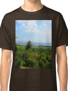 an awe-inspiring Haiti landscape Classic T-Shirt