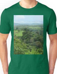 a large Haiti landscape Unisex T-Shirt