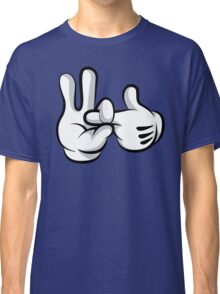 How To Make Love Hands Classic T-Shirt