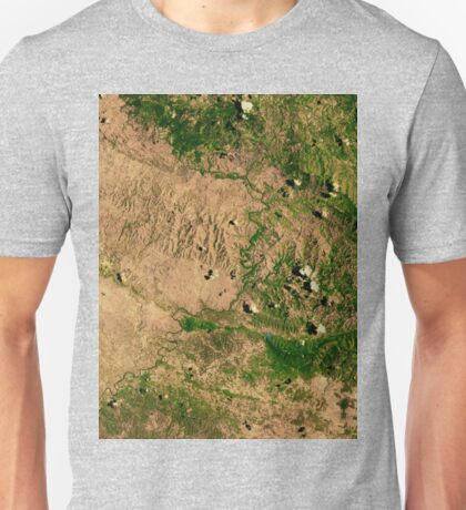 an exciting Haiti landscape Unisex T-Shirt