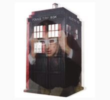 Doctor Who 3D TARDIS  Kids Clothes