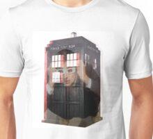 Doctor Who 3D TARDIS  Unisex T-Shirt