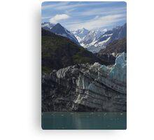 Margerie Glacier Alaska Canvas Print