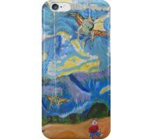 Frog dreams iPhone Case/Skin
