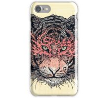 Masked Tiger iPhone Case/Skin