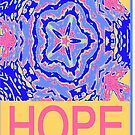 Hope Stamp Art-Available In Art Prints-Mugs,Cases,Duvets,T Shirts,Stickers,etc by Robert Burns