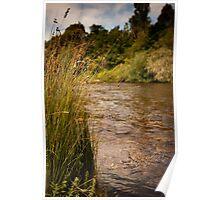 Jamieson - Goulburn River Poster