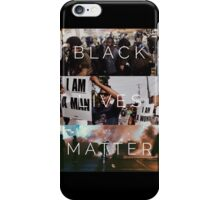 BLACK LIVES MATTER iPhone Case/Skin