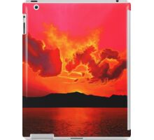 Earth Sunset iPad Case/Skin
