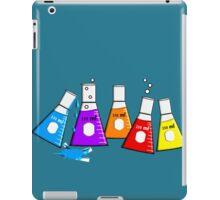 Chemist Beekers iPad Case/Skin