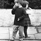 Kids, London 1967 by Duncan Garrett