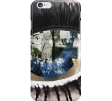 Eye with New York City Reflection iPhone Case/Skin