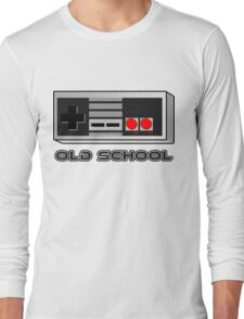 NES - Nintendo Entertainment System  Long Sleeve T-Shirt