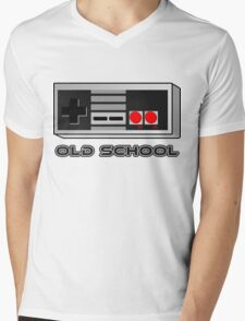 NES - Nintendo Entertainment System  Mens V-Neck T-Shirt