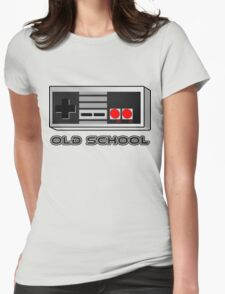 NES - Nintendo Entertainment System  Womens Fitted T-Shirt
