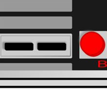 NES - Nintendo Entertainment System  Sticker