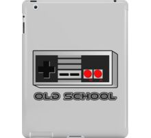 NES - Nintendo Entertainment System  iPad Case/Skin