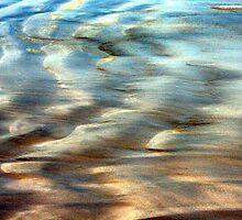 Sea Abstract by Haydee  Yordan
