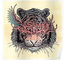 Masked Tiger Poster