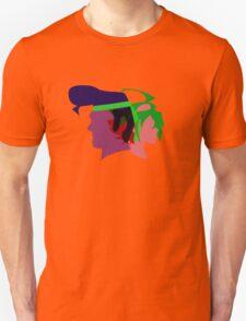 Arc V Ship Silhouette- Yuya/Gongenzaka Unisex T-Shirt