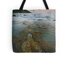 Pavement at Wye River Tote Bag