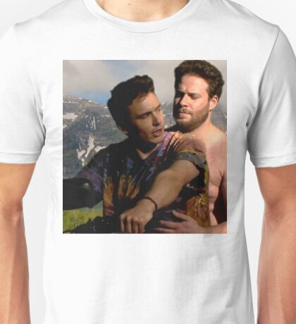 James Franco & Seth Rogen Unisex T-Shirt