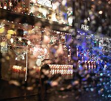 rainy miracle on 34th street by nicolle walker