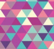 Purple Pittie Sticker