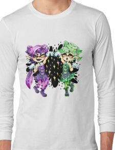 Callie and Marie No Text Long Sleeve T-Shirt