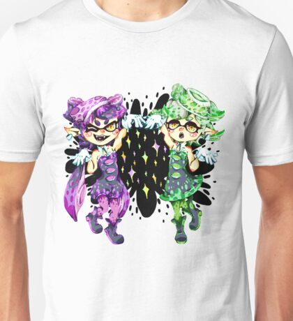 Callie and Marie No Text Unisex T-Shirt