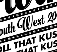 Floth South West Sticker