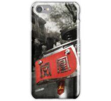 Xian bike iPhone Case/Skin