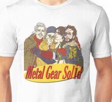 Metal Gear Solid Seinfeld Logo Unisex T-Shirt