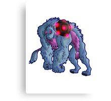 monster class: golma guardian: h'rok Canvas Print