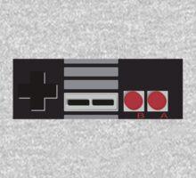 NES - Nintendo Entertainment System 2nd Design Kids Tee