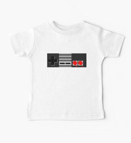 NES - Nintendo Entertainment System 2nd Design Baby Tee