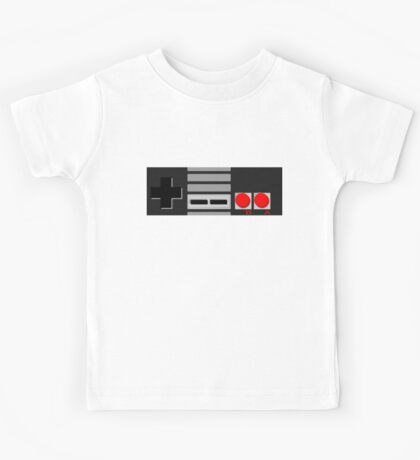 NES - Nintendo Entertainment System 2nd Design Kids Tee
