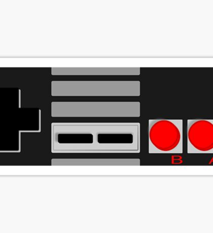 NES - Nintendo Entertainment System 2nd Design Sticker