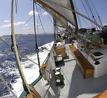 "Sailing: Clipper ""Sir Robert"" 6 - www.sir-robert.com by Frank Schneider"