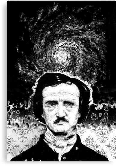 A Portrait of Poe—Into the Maelstrom by Pete Janes