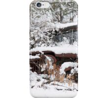 My Dad's Jeep 2 iPhone Case/Skin