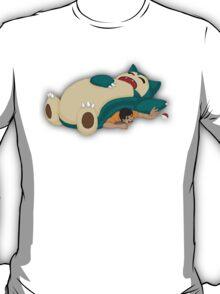 Snorlax, no! T-Shirt