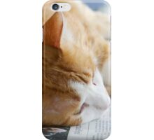 Nappy News iPhone Case/Skin
